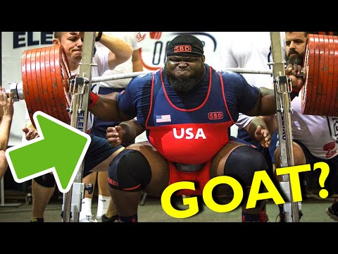 The Strongest Squatter In Human History | Ray Williams Interview