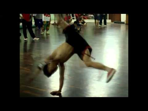 Bboy C-Lil Real One Hand Airflare Trailer