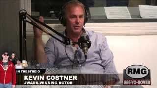 Kevin Costner In Studio Full Interview