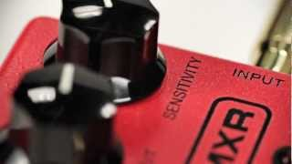 Watch the Trade Secrets Video, MXR M102 Dyna Comp Pedal Video