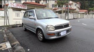 2005 Perodua Kelisa EZi Start-Up, Full Vehicle Tour and Quick Drive