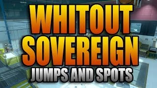 Ghosts Jumps And Spots Whiteout And Sovereign (Call Of