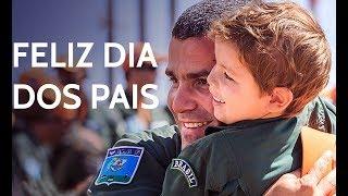 Confira o vídeo especial produzido pela Força Aérea Brasileira (FAB) em homenagem ao Dia dos Pais, celebrado neste domingo (11/08).