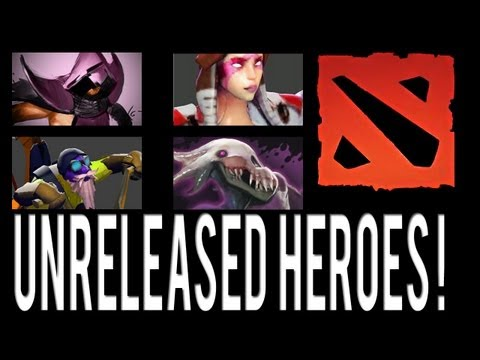 Способности героев следующих обновлений.