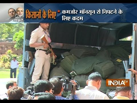 Union Budget 2014 live on India TV,  Part 3