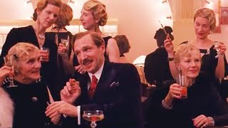 The Grand Budapest Hotel Trailer 2014 Ralph Fiennes, Wes