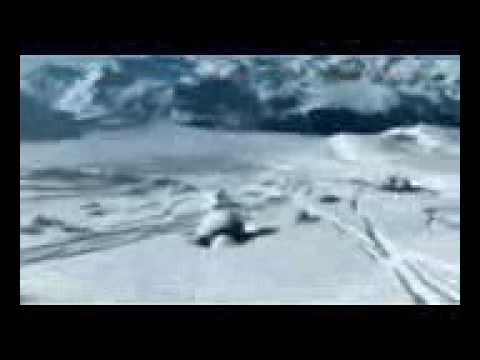 Michael Schumacher Skiunfall Helmkamera Ski Crash Accident Helmet Camera VIDEO