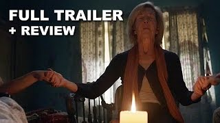 Insidious Chapter 3 Official Trailer + Trailer Review