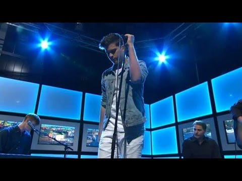 Oscar Zia - Without You - Nyhetsmorgon (TV4)