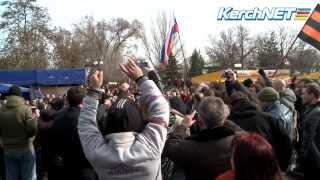 Organizatorii unui miting pro-maidan bătuți la Kerch #Ucraina