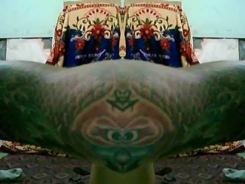 Mensagens Subliminares  ( tatuagem carpa )