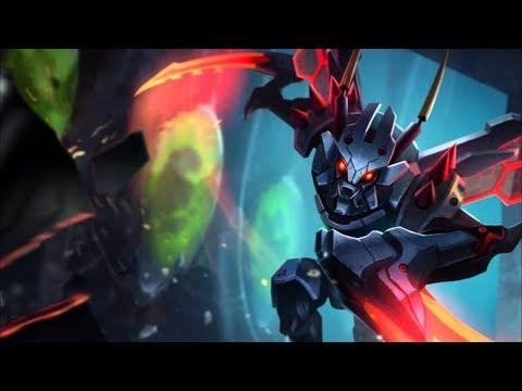 League of Legends | Preseason 8 Kha Zix Jungle Guide | Full Gameplay/Commentary