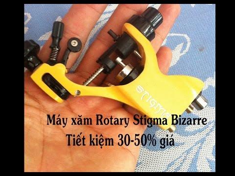 Bán máy Xăm Rotary Stigma Bizarre, hàng sách tay tiết kiệm được 30-50% giá