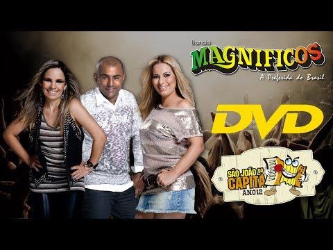 Banda Magníficos - Ao Vivo No São João da Capitá 2013