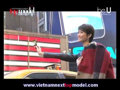 Vietnam's Next Top Model 2012 - Tap 14 Full.