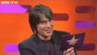 Brian Cox Does Galactic Blind Date The Graham Norton