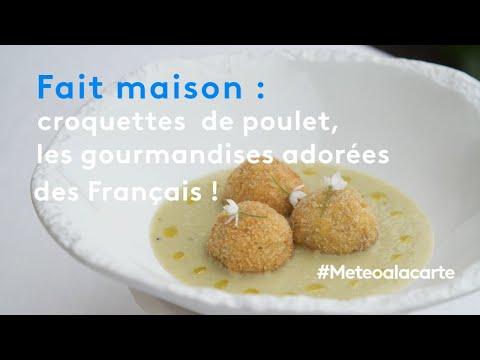 Fait maison : croquettes de poulet, les gourmandises adorées des Français
