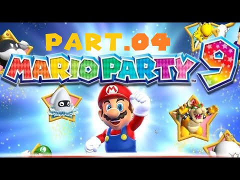 Mario Party 9 Solo Walkthrough Part 4
