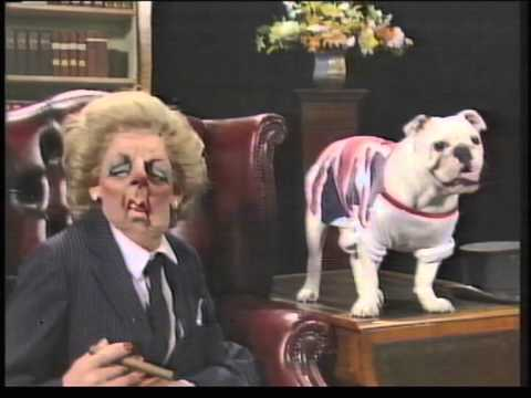 Spitting Image Election Special 87
