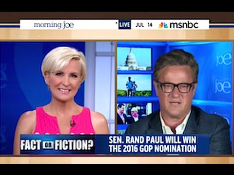 Media Hatchet Job Of Rand Paul 2016 Begins