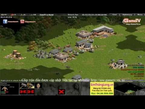 Chim se di nang 2014 moi nhat - GameTV vs Skyred 10 09 2014 C3