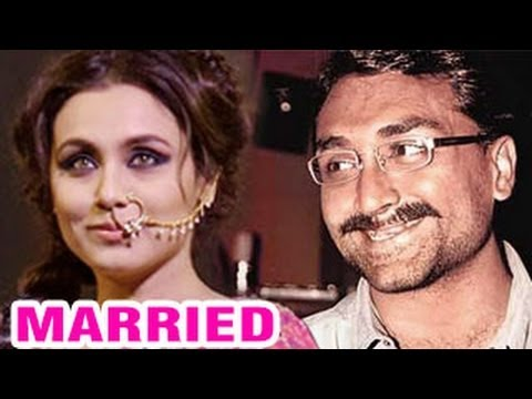 Rani Mukherjee & Aditya Chopra's ROMANTIC WEDDING in Italy | FINALLY MARRIED |
