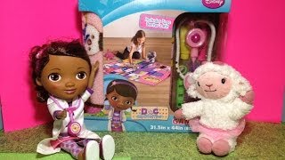 DOC MCSTUFFINS Disney Junior Game Rug Disney Doc