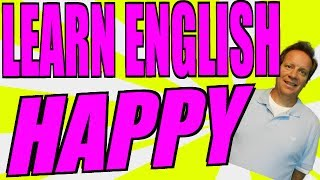 Learn English with the #1 Song Called HAPPY!