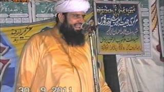 Maulana Manzoor Ahmed   YA  ALLAH MADAD PART 7