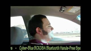 Bluetooth Hands-Free Speakerphone Review BCK08A