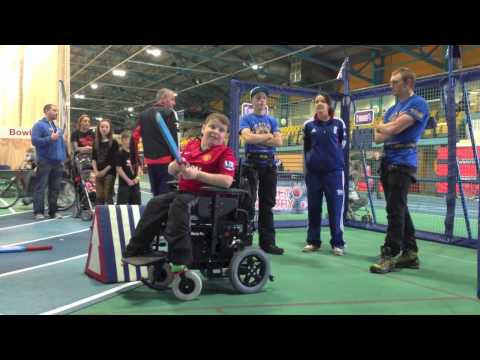 2013 05 18 Cricket Factory ECB Wheelchair Sports Spectacular Cardiff