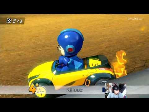 LETS PLAIE - Le 3eme tournoi eSport de MARIO KART 8 Deluxe