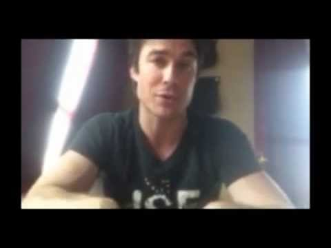 Ian Somerhalder wants to see your video-blog about World Environment Day!