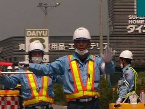 Area near Fukushima remains a nuclear danger zone