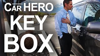 "How To Make A ""Car Hero"" Key Box"