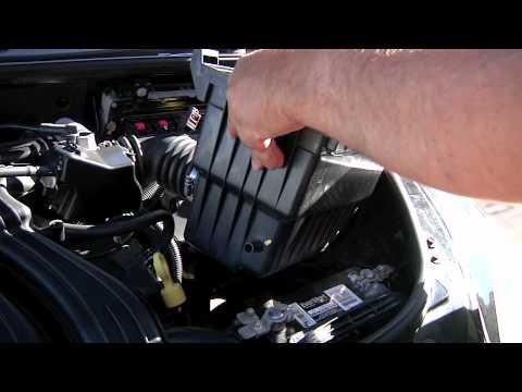 PT Cruiser Camshaft Position Sensor Replacement