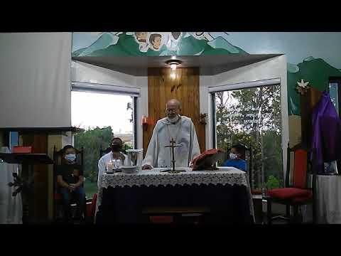 Santa Missa | 27.03.2021 | Sábado | Padre José Sometti | ANSPAZ