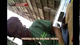 PM faz batida no Centro de BH para combater usu�rios de maconha 1/2