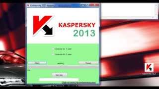 Kaspersky Internet Security 2013 Activation Code