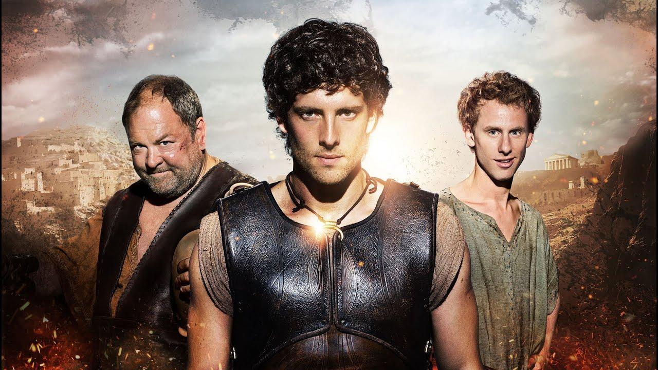 A photo of Atlantis: Trailer - BBC One