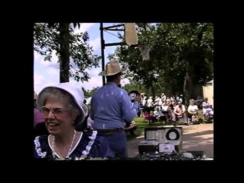 Chazy Old Home Day Square Dancers 7-26-98