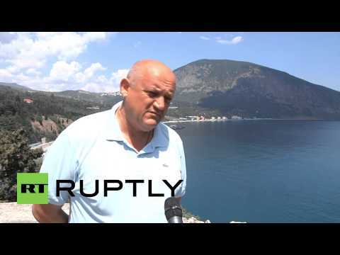 Russia: Crimean kids camp opens door to fleeing Ukrainians