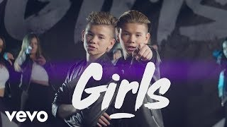 Marcus & Martinus - Girls (Official Music Video) ft. Madcon
