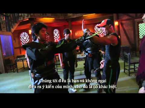 Lửa Phật - Behind The Scene Clip 1
