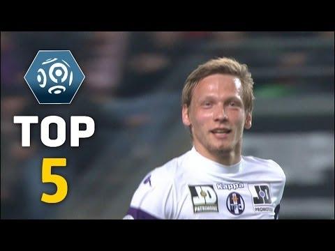 Week 29 : Top goals - Ligue 1 - 2013/2014