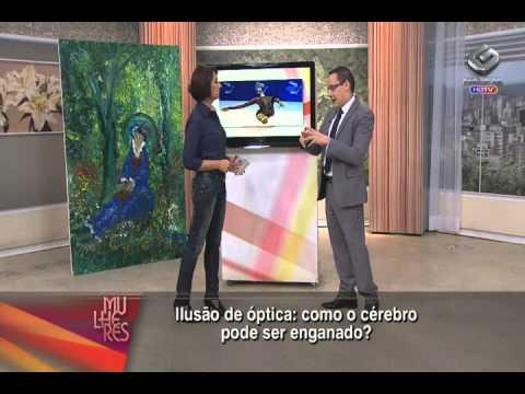 Dr. Leandro Teles - TV Gazeta  Mulheres 09/05/2013  - Ilusão de Óptica
