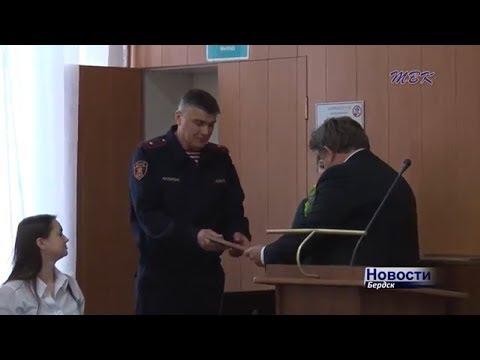 В Бердске назначен новый руководитель отдела вневедомственной охраны Росгвардии