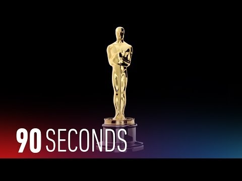 NSA, Academy Awards, and '1984': 90 Seconds on The Verge
