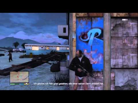 "GTA V - ""Crystal Meth Party"" / One-Man-Army-Action"