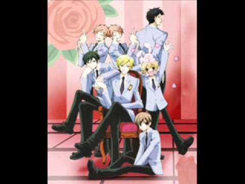 ouran high school host ost sakura kiss